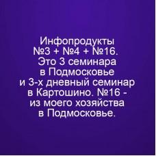 Набор инфопродуктов №5