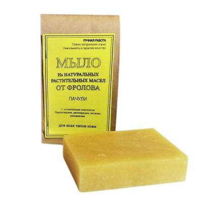 Мыло ручной работы Пачули