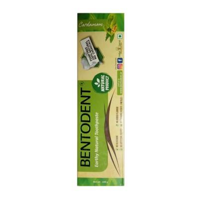 Паста зубная Bentodent - Кардамон