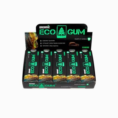 Жевательная смола Eco Gum classic (классическая)