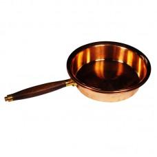 Сотейник-сковорода медный - 2 л