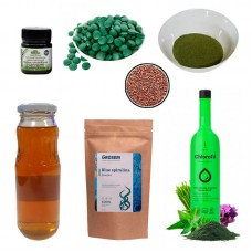 Набор Зелень / Хлорофилл