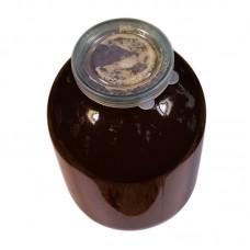 Мёд Лесной снятый на Медовый Спас