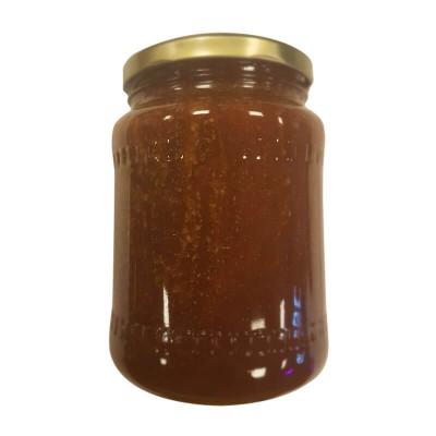Мёд перезимовавший в колодах от старообрядца Зосимы