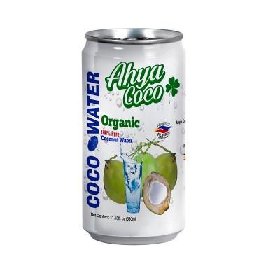 Кокосовая вода Органик