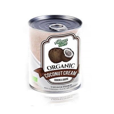 Кокосовые сливки Органик