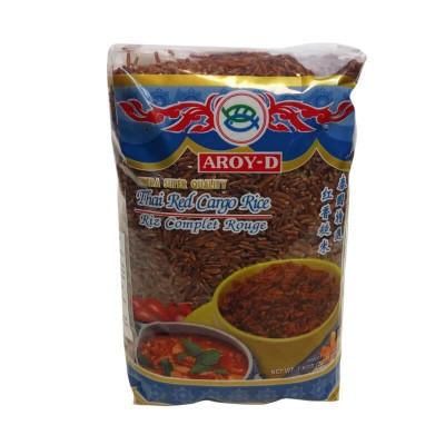 Рис Красный органический