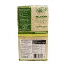 Рис Жасмин белый органический