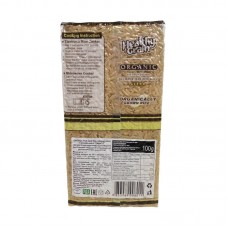 Рис Жасмин коричневый органический