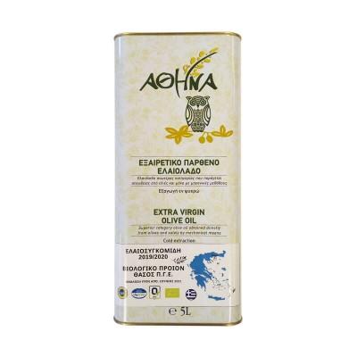 Масло Оливковое первого холодного отжима 5 литров