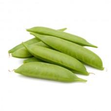 Горошек зелёный в стручках БИО