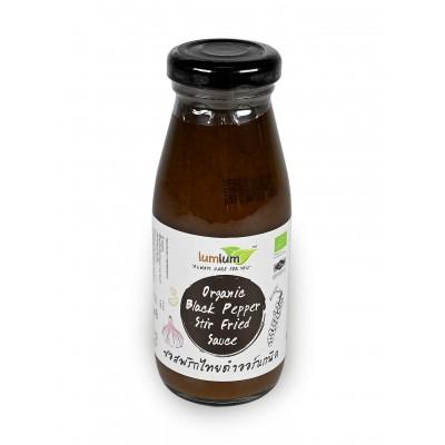 Органический соус из чёрного перца