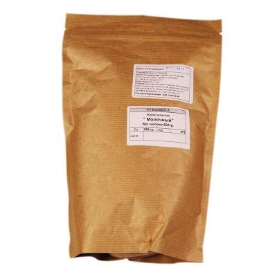 Сыроедный веганский шоколад «Молочный» в дропсах