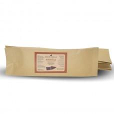 Сыроедный шоколад «Особый» (клубника, фисташки и соль)