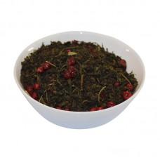 Иван-чай с брусникой молекулярной сушки (№ 7)