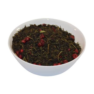 Иван-чай с брусникой молекулярной сушки