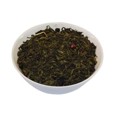 Иван-чай с черникой молекулярной сушки