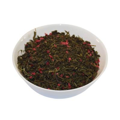 Иван-чай с малиной молекулярной сушки